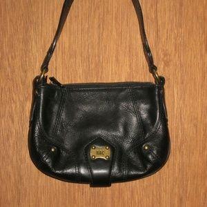 Vintage Michael Kors Black Small Leather Purse